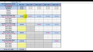 Poker Betting Strategy, Bet Types, Moves, Lines and Pot Manipulation EPK 042
