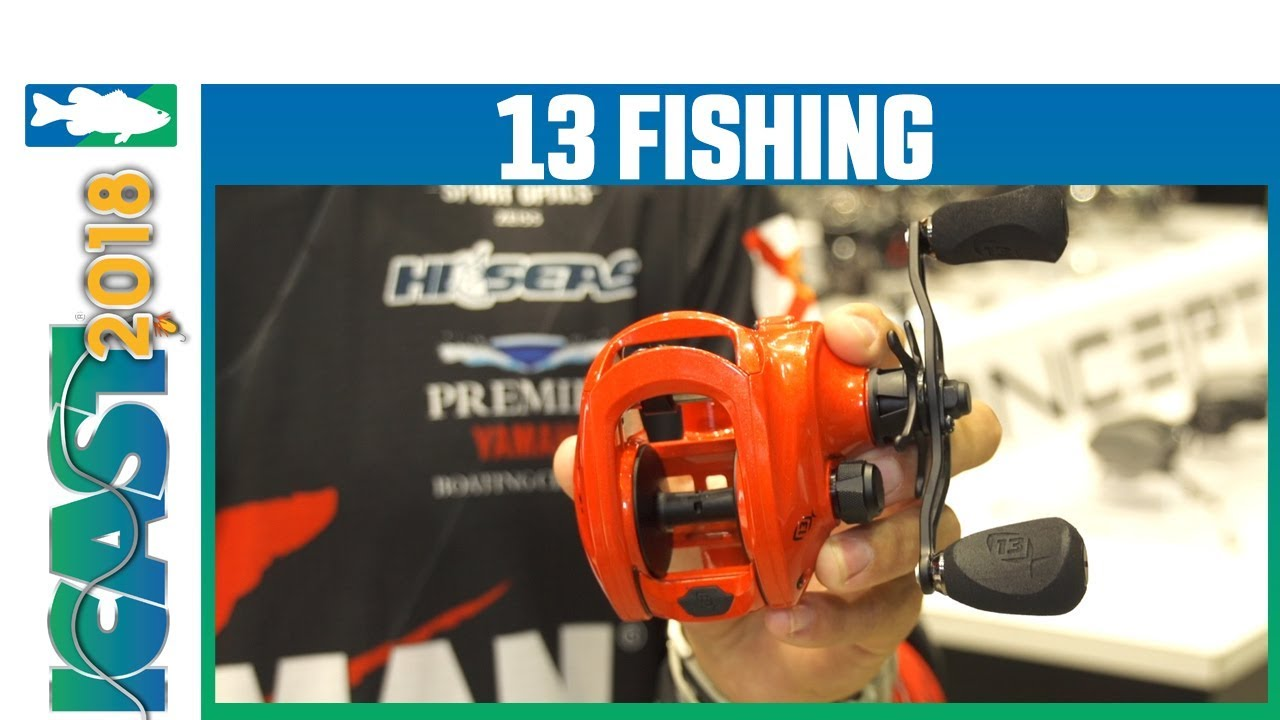 21081cbcfa2 13 Fishing ICAST 2018 Videos