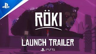 Röki - Release Trailer | PS5