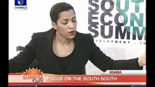 Ndidi Edozien speaks on issues to be addressed by the South-South Economic Summit