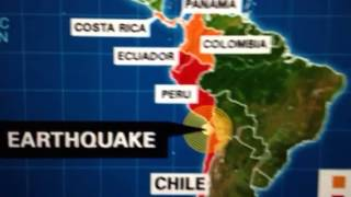 Powerful Earthquake 6.6 Hits Chile