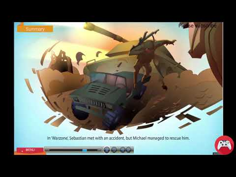 Virtually true by paul stewart | Summary and more Animated with sound  English Class 10