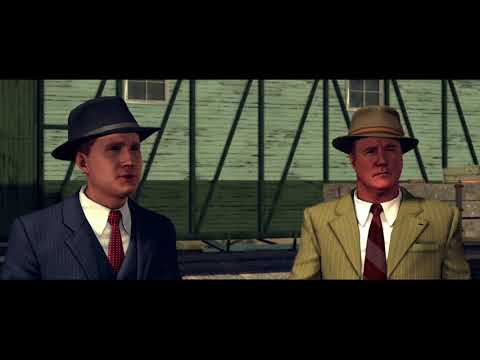 L.A. Noire #14 - The Studio Secretary Murder - 100%/5 Stars