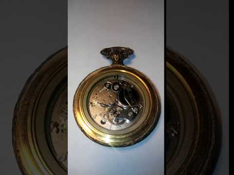 BELLE SUISSE 1 JEWEL ANTIQUE POCKET WATCH
