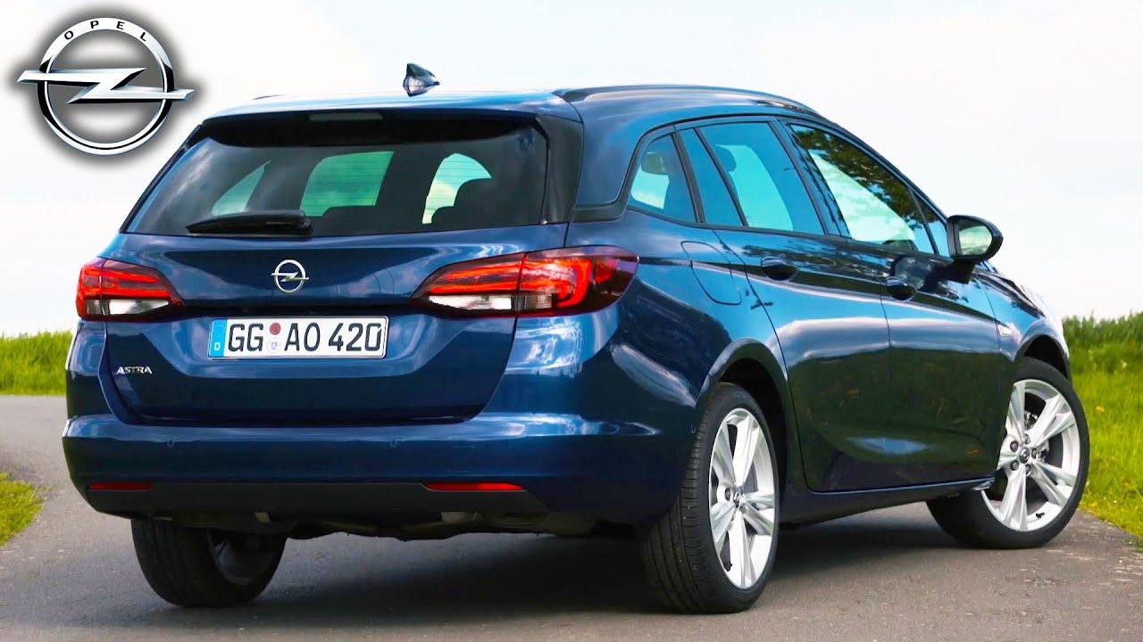 2020 Opel Astra Sports Tourer Exterior Interior Drive