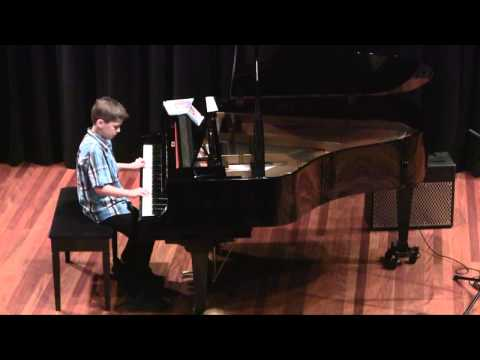 Max Burnett Performs 'Shiver Me Timbers' and 'Star Wars'