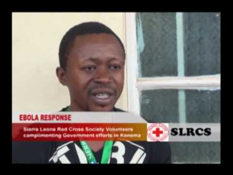 RedCross Na Salone TV Show 28 Feb 2015