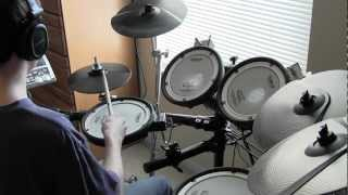 Genesis - Robbery, Assault and Battery - Drum Cover (Tony Parsons)