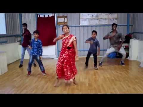 Adhaaru Adhaaru - Yennai Arindhaal Dance Video Choreography by JR Praja