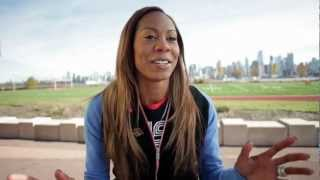 A Day in the Life: Sanya Richards-Ross