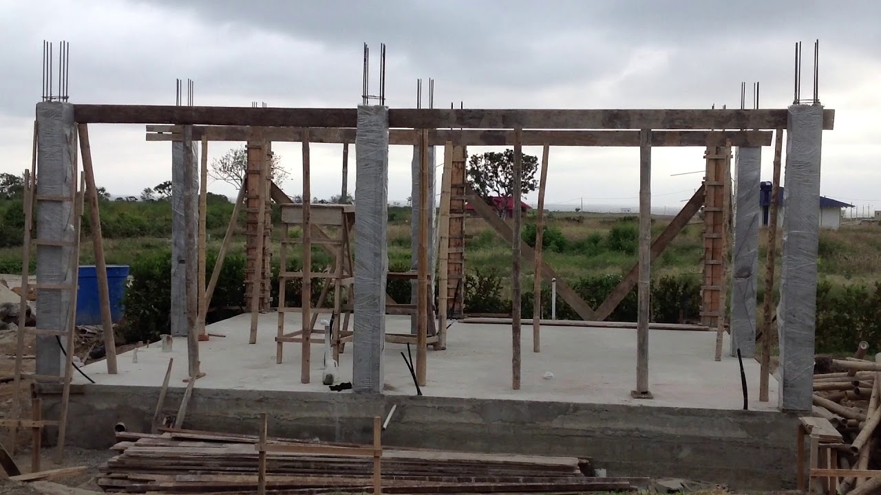 Building A Rental Home On The Coast Of Ecuador Ready To