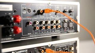 CXA Amplifiers