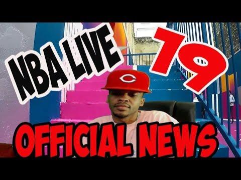 NBA LIVE 19 GAMEPLAY NEWS, REAL LIFE PARIS COURT , EA PLAY
