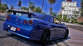 Straßenrennen & TUNING vs. POLIZEI ! 😱 - GTA 5 Real Life Online
