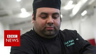 Refugee chefs changing the way America eats - BBC News