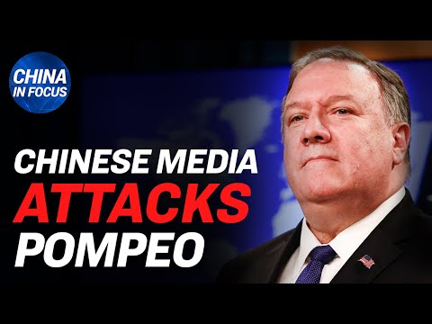 Chinese media slanders Pompeo as 'enemy of mankind';US could seek billions from China over CCP virus