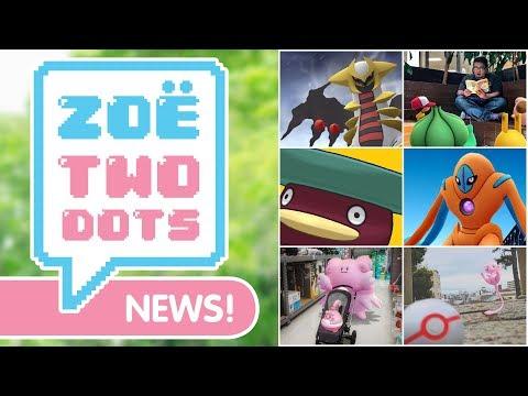 NEW SHINIES, RAIDS & RESEARCH! Pokémon GO - ZTD News thumbnail