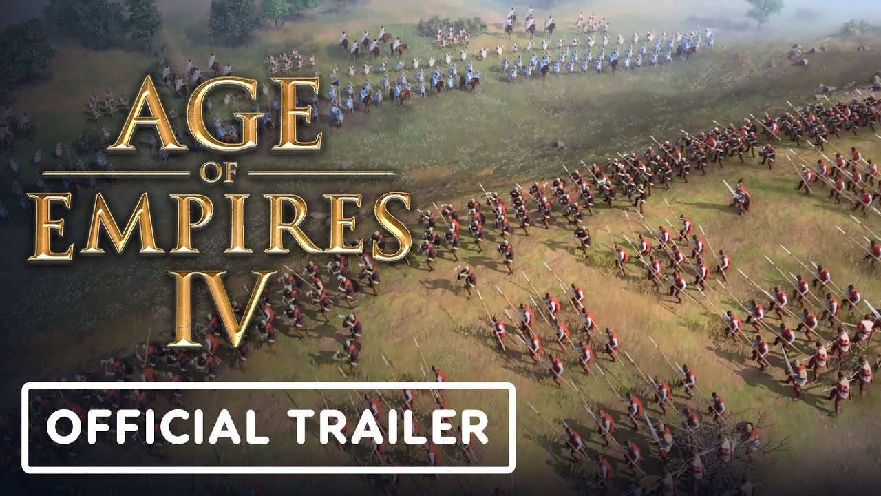 Download Age of Empires 4 - Official Norman Campaign Reveal Trailer
