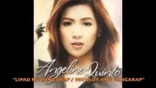 Video Angeline Quinto - Lipad ng Pangarap / Patuloy ang Pangarap download MP3, 3GP, MP4, WEBM, AVI, FLV Agustus 2017