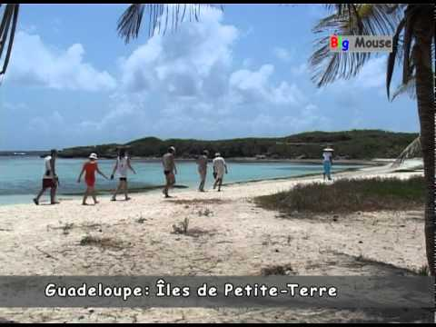 Guadeloupe: Iles de Petite Terre (travel clip)