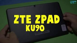 "ZTE Z Pad Ku90  10.1"" Tablet Review - Tech Talks Pakistan"
