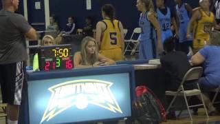 Lady Bulls Basketball Club  Girls Varsity vs. NYC Heat 9/17/2016