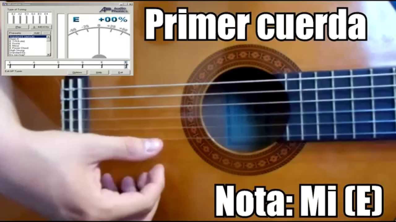 Afinador de guitarra criolla online dating