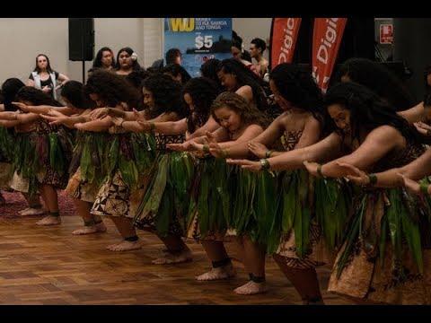 Matavai Pacific Cultural Arts Senior Tau'olunga - Tonga Day Sydney 2017