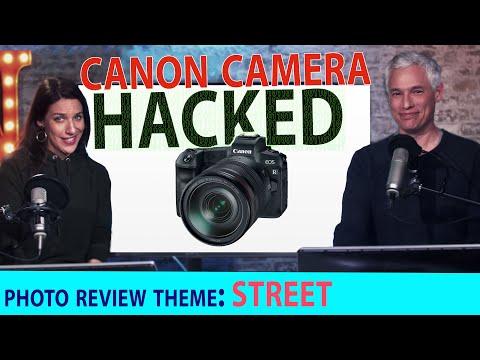 Canon Camera HACKED! STREET Photo Review, general nonsense (Tony & Chelsea LIVE) thumbnail