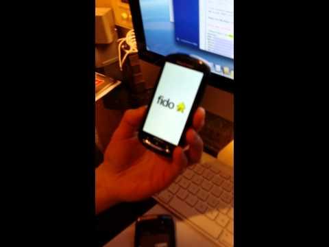 Sony Ericsson Xperia Pro MK16A UNLOCK problem