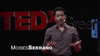 Finding home in the only country I've known | Moises Serrano | TEDxGreensboro