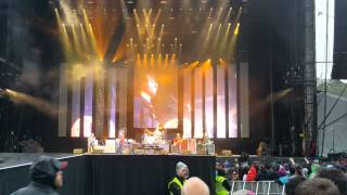 Foo Fighters - Cold Day In The Sun - Live Slane Castle