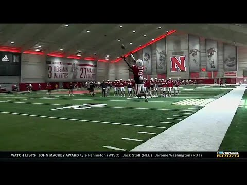BTN Bus Tour: Erik Chinander | Nebraska | Big Ten Football
