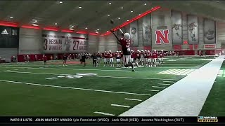 BTN Bus Tour: Erik Chinander | Nebraska | Big Ten Football