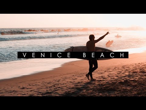 VENICE BEACH | Cinematic TRAVEL VIDEO | Sony RX 100 V