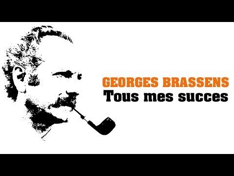 Georges Brassens - Tous mes succes (Full Album / Album complet)