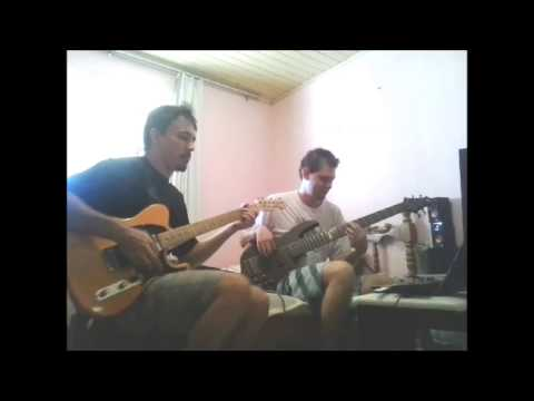 Shanghai Kid - Vida de músico Guitar&Bass (karaoke) cover