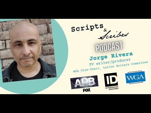 Secrets of Writing Fellowships & Moving to LA w/ TV writer and producer, Jorge Rivera - YouTube