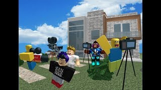 Being in a Roblox movie!
