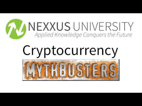 Cryptocurrency MythBusters #3: Cryptocurrency Should be Regulated to Prevent its Criminal Use