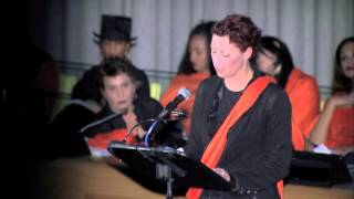Amanda Palmer - United Nations Reading