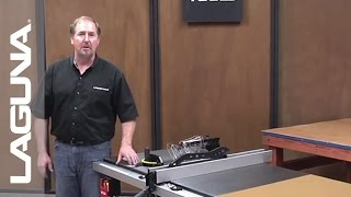 Laguna Tools Fusion Tablesaw Setup Part 1 Of 18