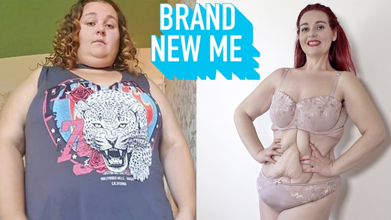 I've Lost 12 Stone - And I Love My Loose Skin | BRAND NEW ME