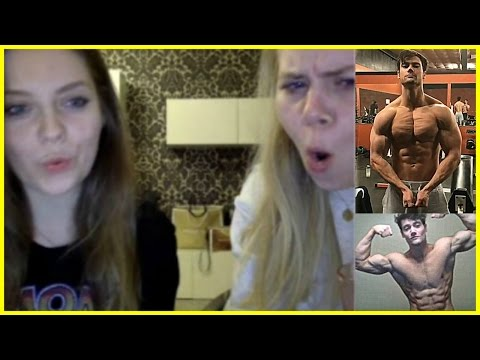 CONNOR MURPHY | AESTHETICS On CHATROULETTE #5 | HOT GIRLS REACTIONS (Bodybuilding Motivation)