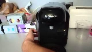кофеварка Bosch TAS 1201 обзор
