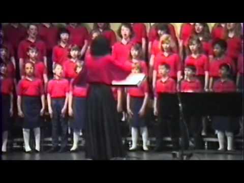 Ron Hoffman - Glen Ellyn Children's Chorus Concert