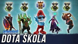 dota-skola-20-kdo-je-smurf-a-jak-na-ne-dota-tutorial-cz