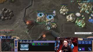Starcraft 2: Winter + Lowko Two vs Three
