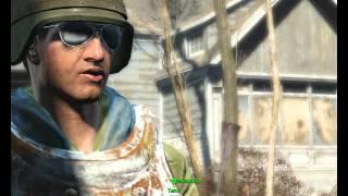 Fallout 4 - Двойник Престон Гарви.