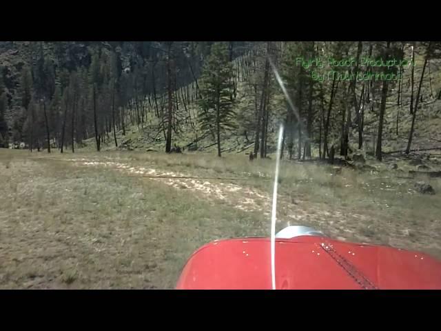 Soldier Bar - 85U - Takeoff ( Idaho backountry ) HD